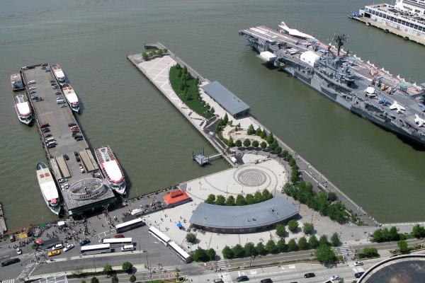 Pier 84 - Hudson River Park